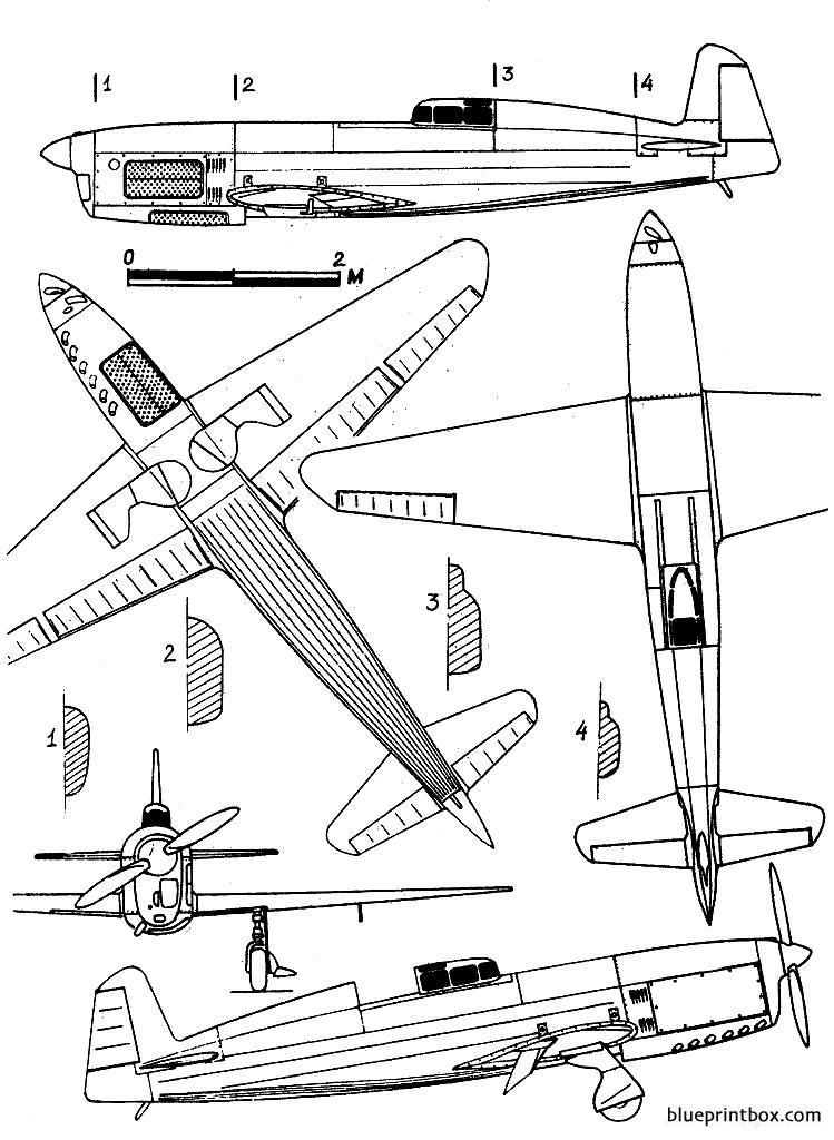 Caudron C 460 Rafale