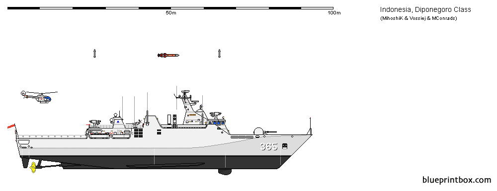 Ind Fs Sigma 9113 Diponegoro - Blueprintbox Com