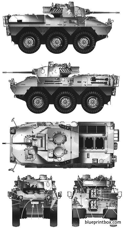 Jgsdf Type 87 Reconnaissance Combat Vehicle