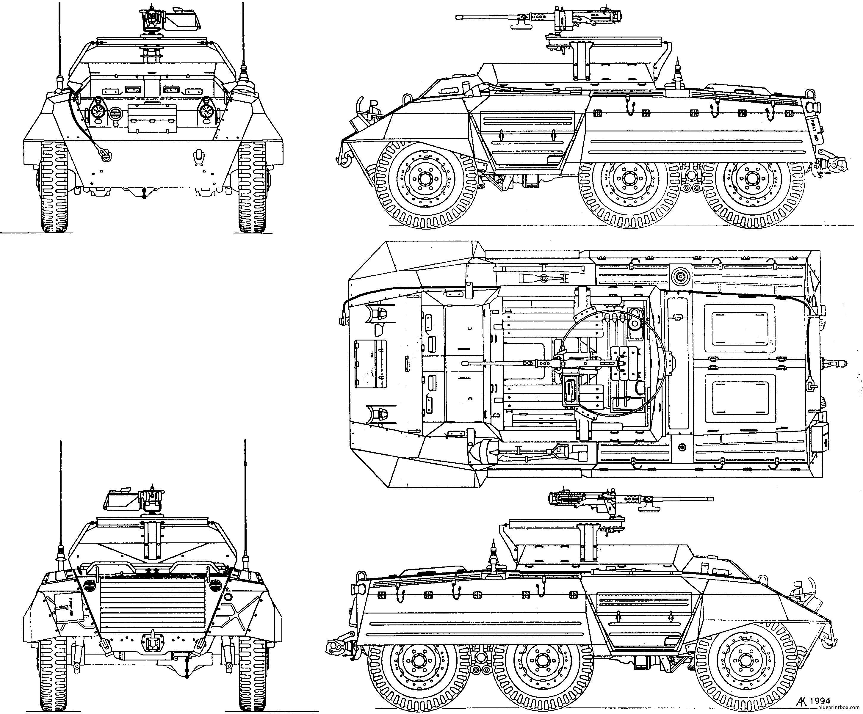 M20 - Blueprintbox Com