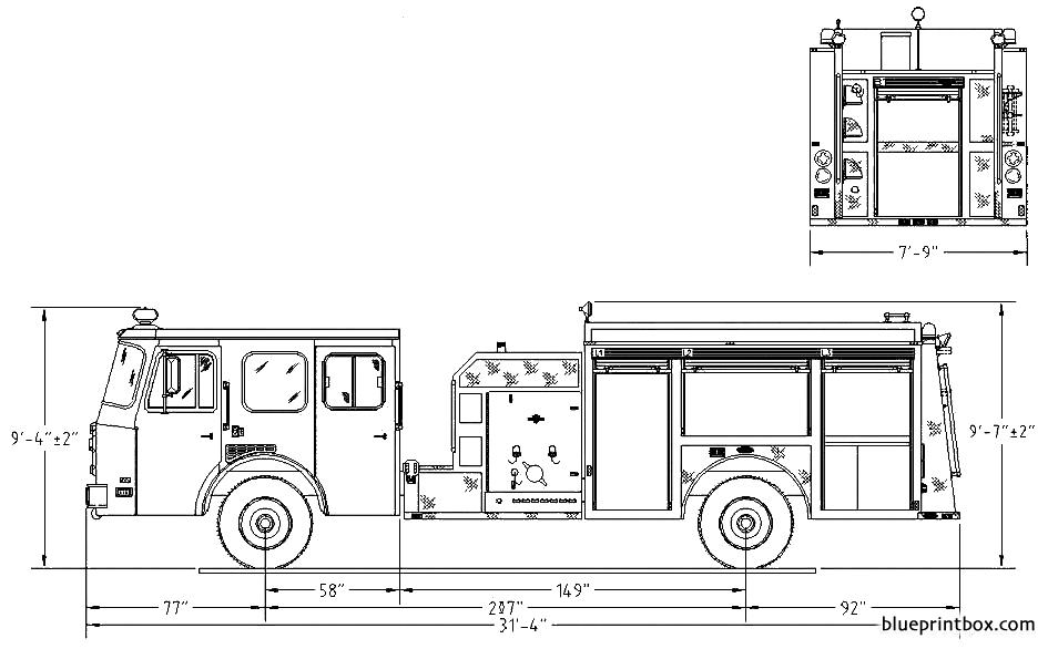 E One Tradition Series Pumper Engine