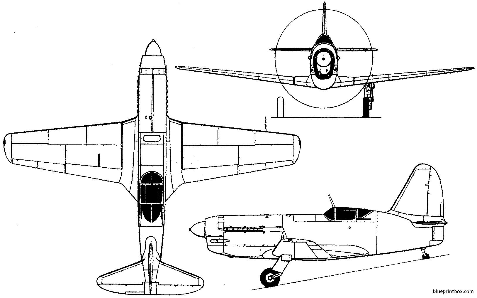 Mikoyan Gurevich Mig 13 I 250 1945 Russia