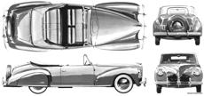 lincoln continental convertible 1942