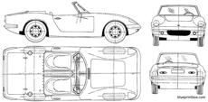lotus elan roadster 1965