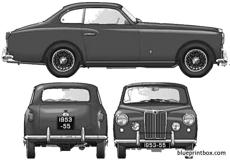 arnolt mg coupe 1953