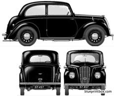 morris 8 series e 2 door saloon 1939