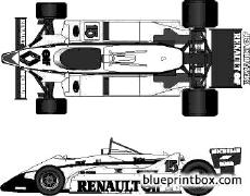 renault re40 f1 gp 1983