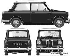riley elf mkii 1963