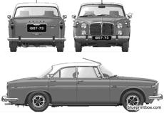 rover p5b coupe 1967