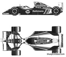 williams fw16 brazil gp