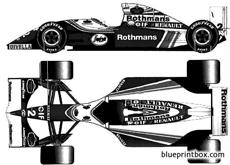 williams fw16 f1