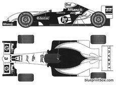 williams fw26 2004