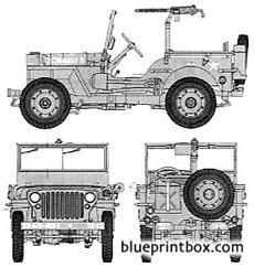 williys jeep mb 1942