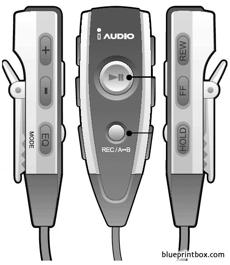 iaudio cw300 remote
