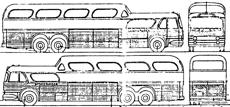 gmc scenicruiser bus 1