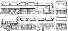 gmc scenicruiser bus