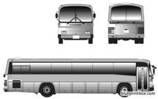 hyundai bus rb 600