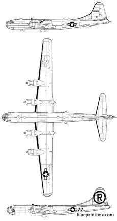boeing b 29a superfortress 2