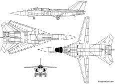general dynamics f 111e aardvark 2