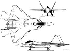 lockheed f 22 raptor 1990 usa