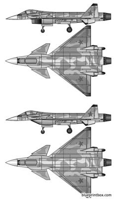 mig 412 light frontline fighter project 2