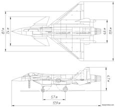 mig 412 light frontline fighter project