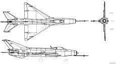 mikoyan gurevich mig 21 fishbed