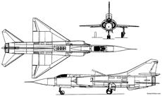 mikoyan gurevich mig 23pd 1967 russia