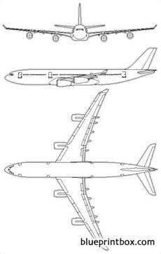 airbus a340 200