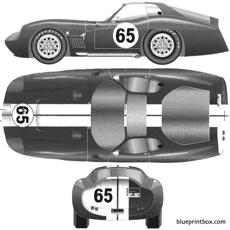 ac 427 cobra type 65 super coupe 2