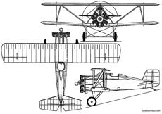 curtiss f4c 1924 usa
