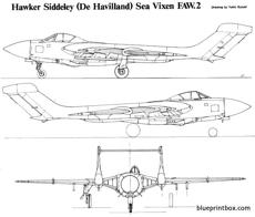 hawker sea vixen 2