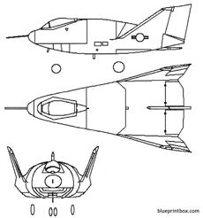 x 24a lifting body