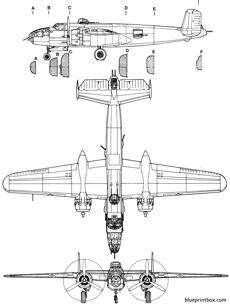 north american b 25j mitchell