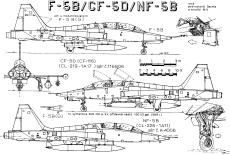 northrop f 5a freedom fighter 4