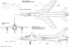 republic f 105 thunderchief 7