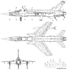 republic f 105d thunderchief