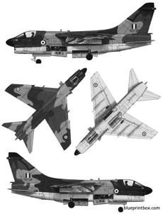 vought a 7h corsair ii