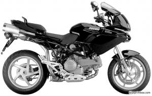 ducati 1000ds multistrada 2004