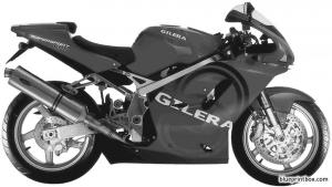 gilera supersport600 2002