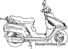 honda spacy 125