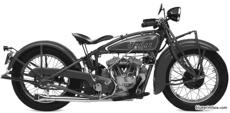 indian 101 scout 1928