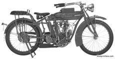 indian bigtwin 1915