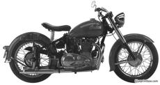 indian scout 1949