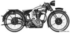 norton cs1 1931