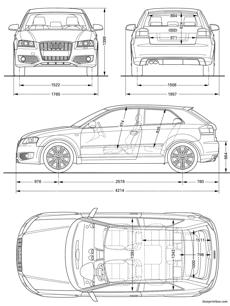 Audi S3 2008