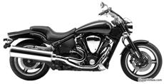 yamaha roadstar warrior 2003