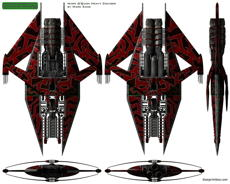 gquon heavy cruiser