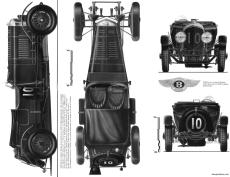 bentley 1928 29 lemans