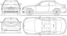 bmw 1 series coupe 2008 03